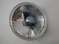 Фара левая/правая H4 (стекло+отражатель) с подсветкой, с экраном лампы ВАЗ 2101,-02,-21 (пр-во ОСВАР), фото 1