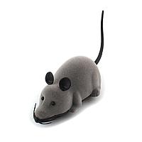 Игрушка для домашних животных на радиоуправлении ZIG Мышь Серая (1001845), фото 1