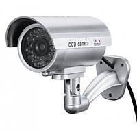 Камера видеонаблюдения обманка муляж UKC 1100 + наклейка (821981179), фото 1