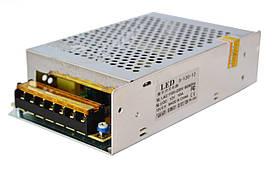 Блок питания UKC 12В 10А 100-240V DC 12V 10A металлический (386708814)