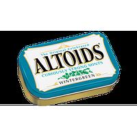Леденци Altoids Mints Wintergreen suggar free 50g, фото 1