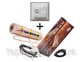 Нагревательный мат Fenix LDTS 12130-165( 0.8 м2)  с  терморегулятором RTC 70.26  в комплекте (KIT1102)