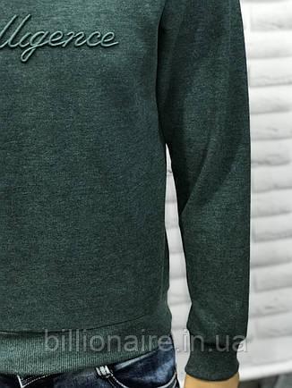 Молодіжний светр утепленний, фото 2