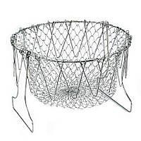 Дуршлаг складной Magic Kitchen Deluxe Chef Basket (ST-8169934), фото 1