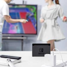 Зарядное устройство Xiaomi ZMI Fast Charging 65W 2-USB+UCB-C (HA832) White, фото 3
