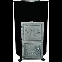 Комплект бытовой плиты к печке 2 (без плиты и дверей)