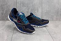 Мужские кроссовки текстильные летние синие-голубые CrosSAV 50, фото 1