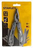 Плоскогубцы Stanley Multitool комбинированные 12 в 1 165 мм (0-84-519), фото 3