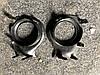 Накладка переднего бампера под противотуманку Lexus CT200H 2010-2013 (52113-76010) (левая или правая), фото 2