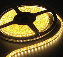 Светодиодная лента UKC SMD 3528 Желтое свечение 5 м (NP0575)