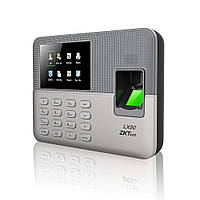 Биометрический терминал учета рабочего времени ZKTeco LX50, фото 1