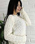 Женский свитер, 44-50, фото 4