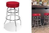 Стул барный «Retro», мебель для Кафе, мебель для бара, фото 2