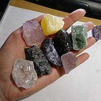 Набор 8 камней, необработанные. Экономия 20%