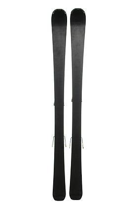 Лижі гірські Salomon SX 150 Black-Blue Б/У, фото 3