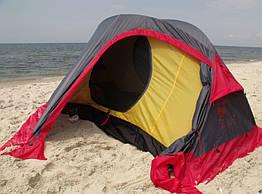 Намет Tramp Sarma 2 м, v2 TRT-030. Палатка туристическая 2 месная. Намет туристичний