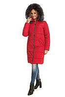 Зимнее качественное теплое пальто Амина, фото 1