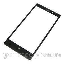 Стекло Nokia Lumia 930, черный