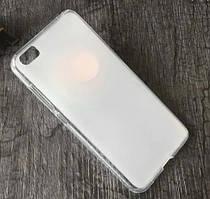 Силиконовый чехол для Xiaomi Redmi 3s / Redmi 3 Pro / 3X белый прозрачный