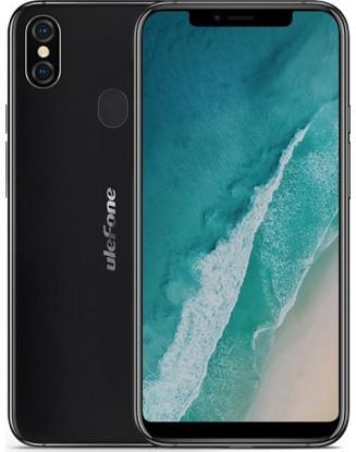 Смартфон UleFone X 4/64Gb Black, 3300mAh, 16+5/8Мп, 2sim, экран 5.85'' IPS, 8 ядер, 4G (LTE)