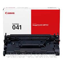 Заправка картриджа Canon 041 для друку i-sensys LBP312X, MF522x, MF525x