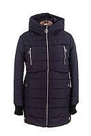 Женская куртка большого размера от производителя  50-60 синий