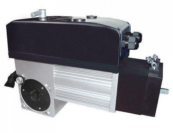Автоматика для промышленных ворот SHAFT-60 IP65KIT DOORHAN S=28кв.м.