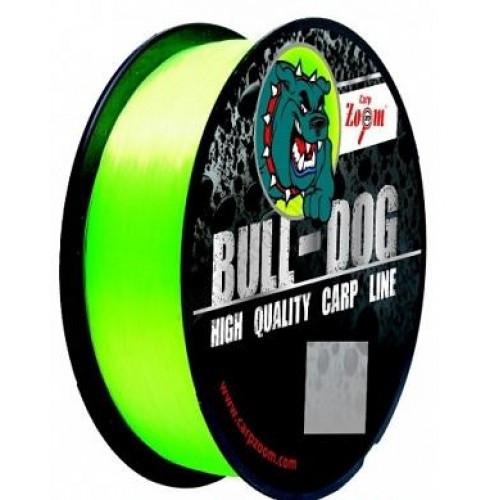 Флюоресцентная леска Carp Zoom (Карп Зум)  Bull-Dog 300m CZ2998