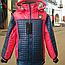 Весенняя куртка для мальчика интернет магазин   32-44 электрик, фото 3