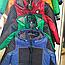Весенняя куртка для мальчика интернет магазин   32-44 электрик, фото 5