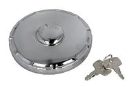 Крышка, топливной бак с ключом 80mm (метал)