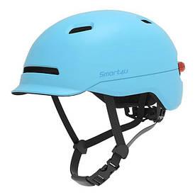 Шлем Xiaomi Smart4u City Light Ride Smart Flash Helmet SH50 Blue