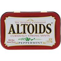 Леденци Altoids Mints Peppermint suggar free 50g