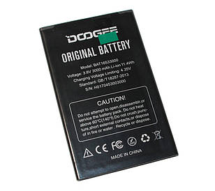 Аккумулятор для мобильного телефона Doogee X9/Pro