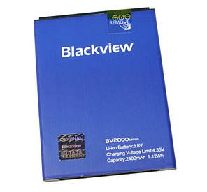 Аккумулятор для мобильного телефона Blackview BV2000/BV2000S (2400 mah)