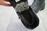 Мужские ботинки кожаные зимние черные Storm RZ- W, фото 7