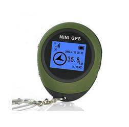 Мини GPS логгер SunRoad PG-03 ( SR304 ) навигатор для рыбалки охоты туризма память до 16 точек (acf_00086)