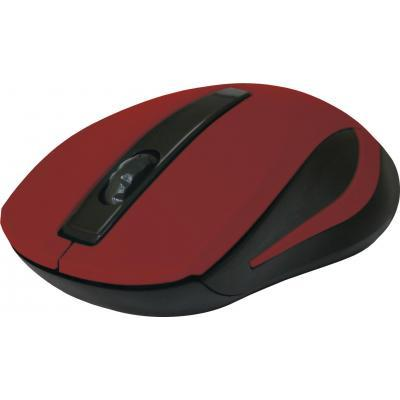 Мишка Defender MM-605 Red (52605)
