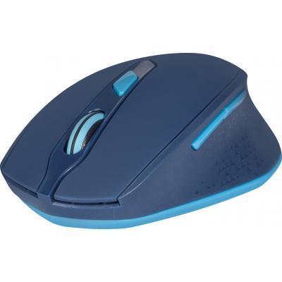 Мышка Defender Genesis MM-785 Blue (52786)