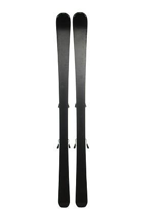 Лижі гірські Salomon X24 162 Black-White Б/У, фото 3