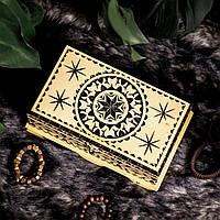 Шкатулка ручной работы, эксклюзивный подарок, фото 1