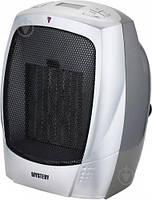 Обогреватель, тепловентилятор (керамика/таймер 750/1500Вт) MYSTERY MCH-1003