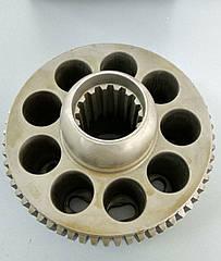 0816206 плунжер гидромотора поворота Kawasaki M5X180 (для гидромотора Hitachi4621174 /4616985)