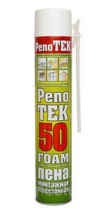 Піна монтажна PENOTEK всесезонна ручна 50 л 750мл