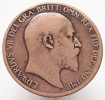 Великобритания 1 пенни 1902