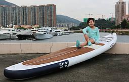 Надувная SUP доска AERO Luxury Yacht Board 12.6' (380cm), фото 3