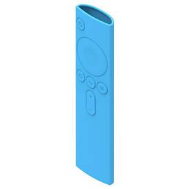 Чехол силиконовый Gasta для пульта Xiaomi Mi Box 3 (Blue)