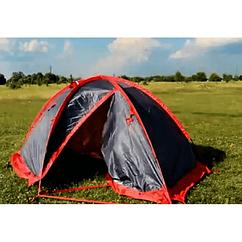Палатка 2-х местная двухслойная с внешними дугами  Tramp Rock TRT-027.