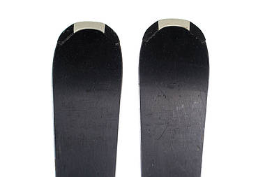 Лижі гірські Salomon XR 160 Black-White Б/У, фото 3