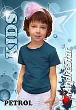 """Детская футболка """"AndreStar Kids"""" Petrol"""